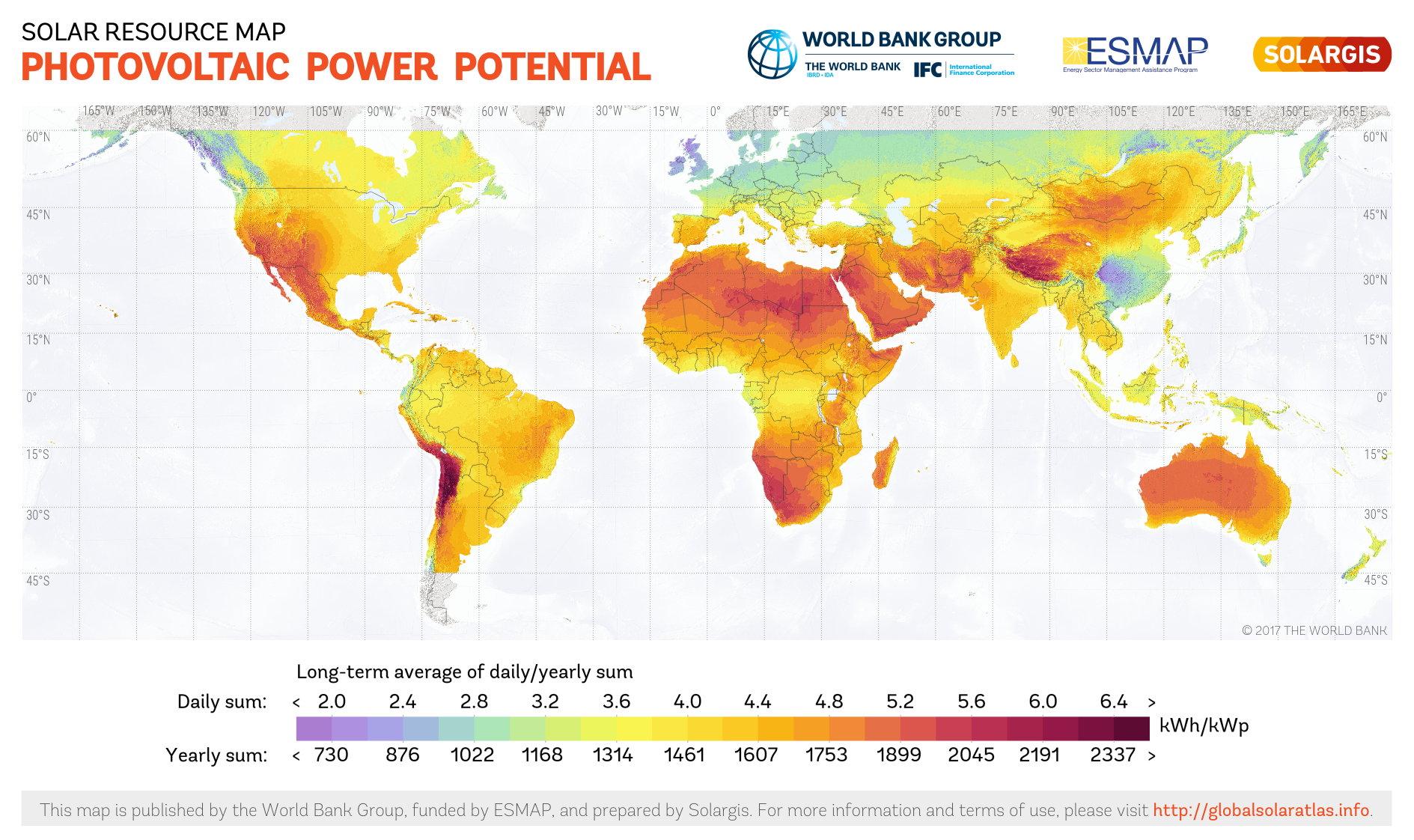 Solar Amp Wind Resource Maps Pacific Power Association