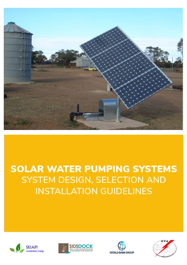Solar Water Pumping Guidelines V1_001